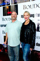Spreading Darkness premiere red carpet 9-12-14